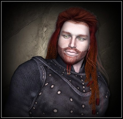 The Bruce, Ciaran's Bodyguard